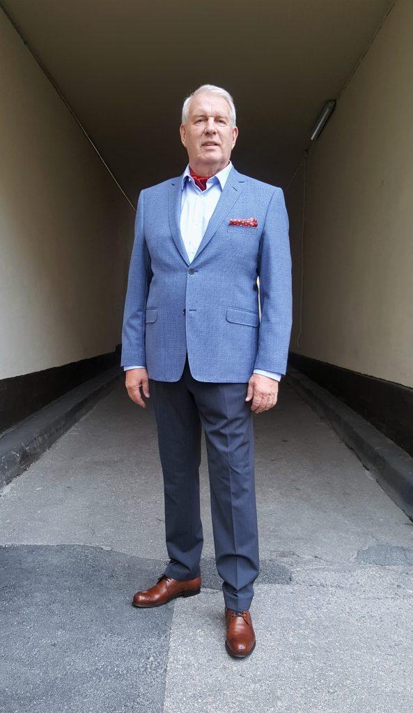 Mies, hallitsetko pukeutumisetiketit töissä?