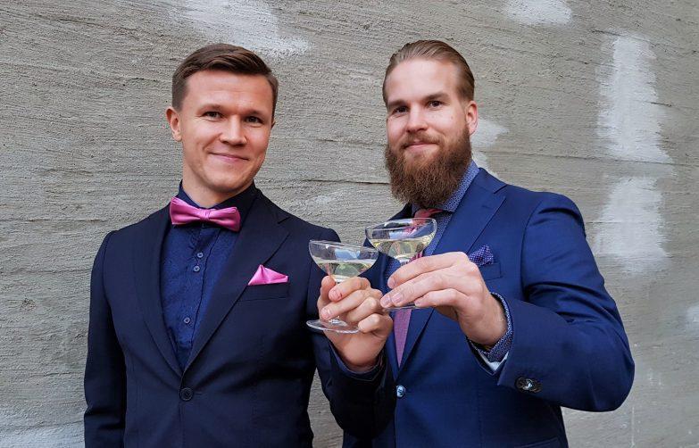 Mies, näin vältät juhlapukeutumisen yleisimmät sudenkuopat – tämä on yleisin virhe